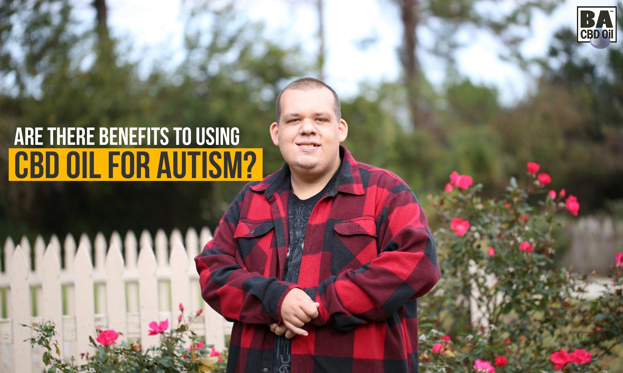 cbd oil for autism