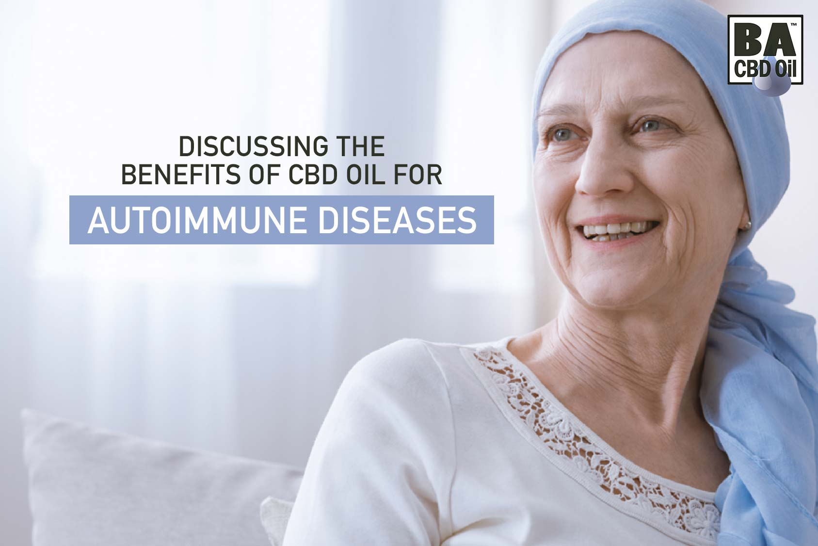 Benefits of CBD Oil for autoimmune diseases