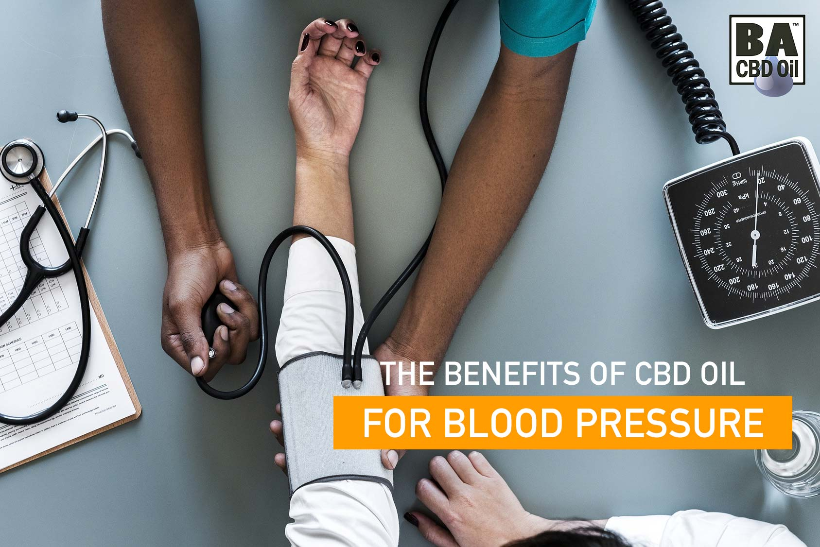 Benefits Of CBD Oil For Blood Pressure