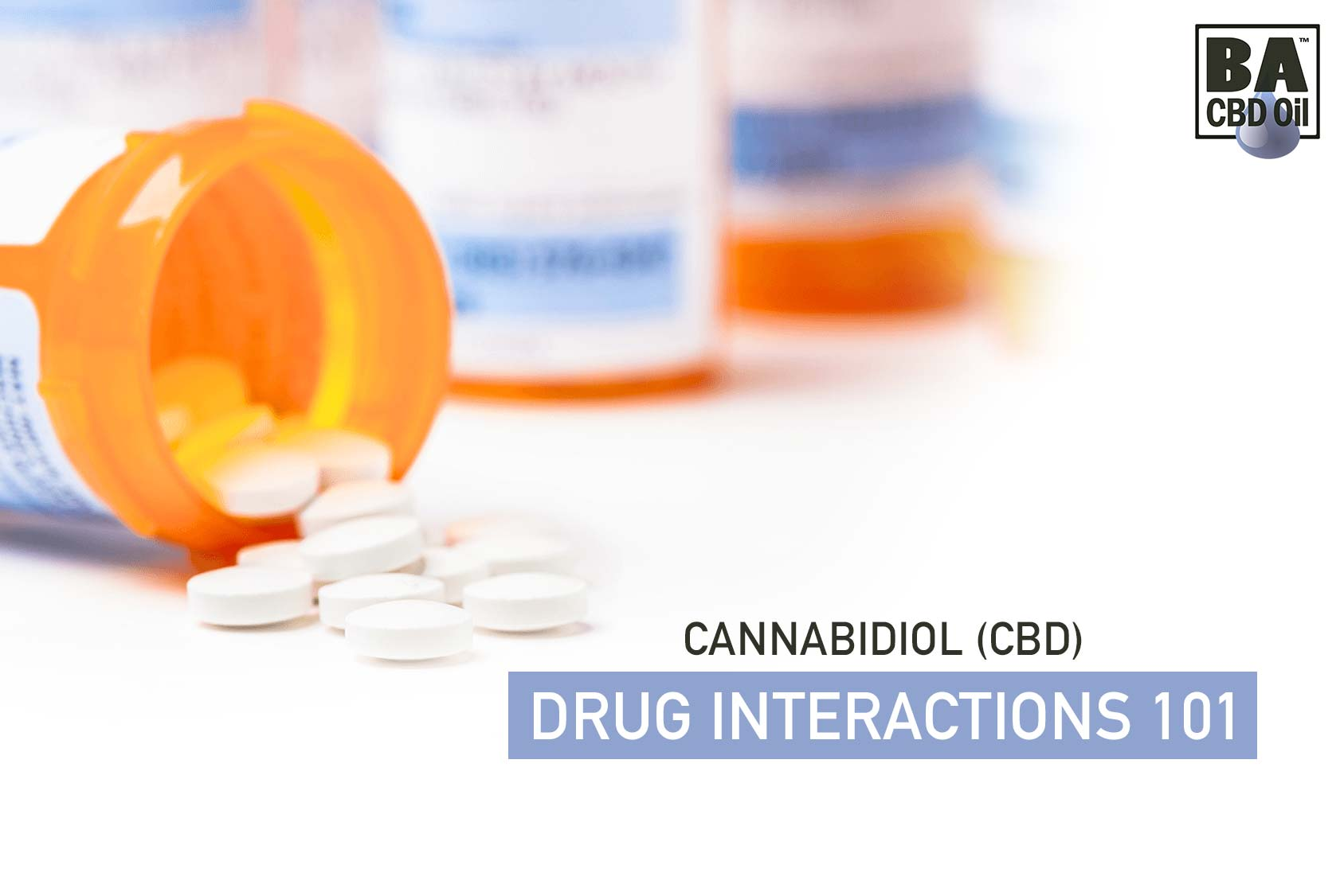 Cannabidiol Drug Interactions