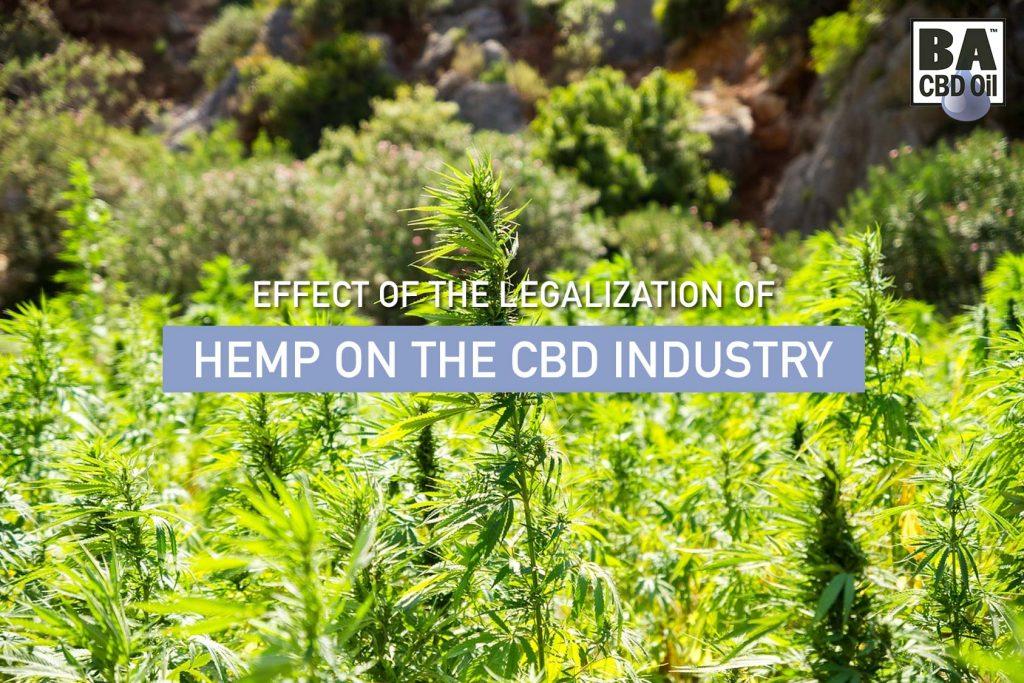 Legalization Of Hemp