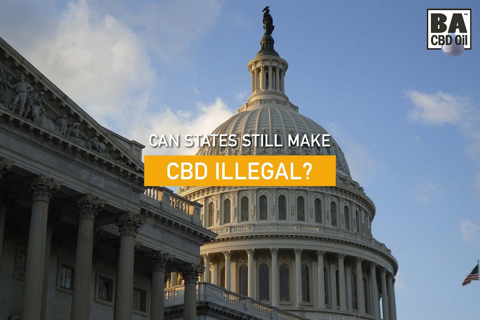 CBD Illegal