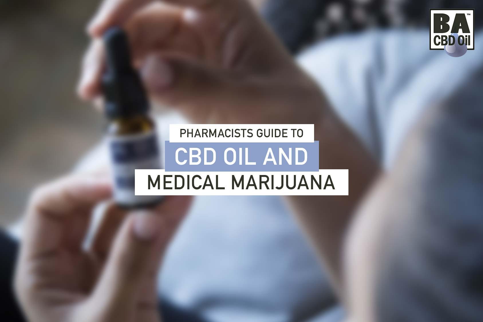 CBD Oil And Medical Marijuana