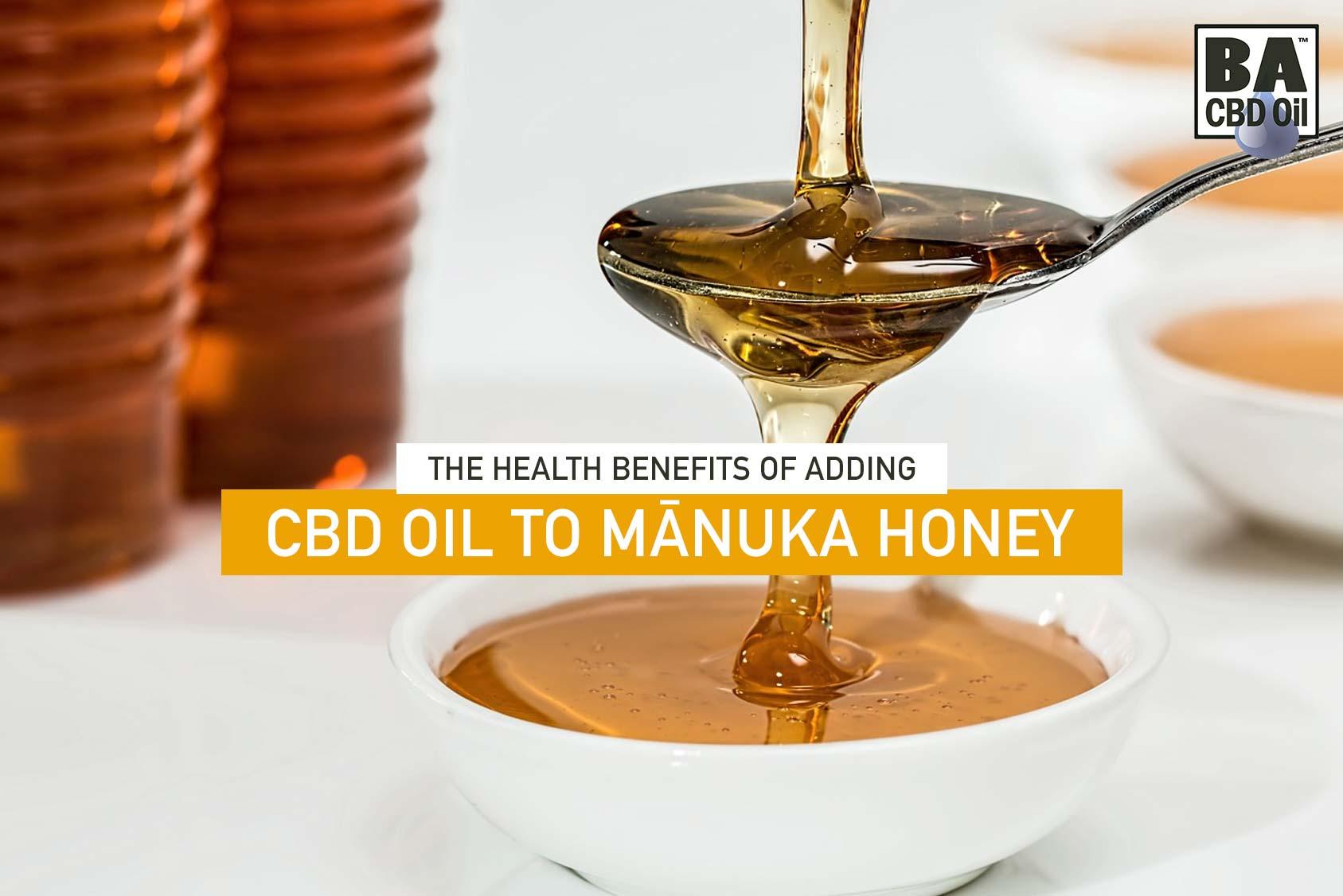 Health Benefits Of Adding CBD Oil