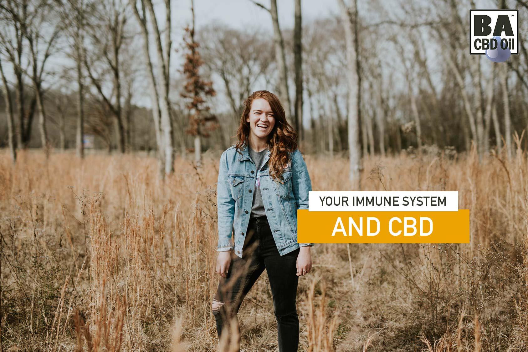 Immune System And CBD
